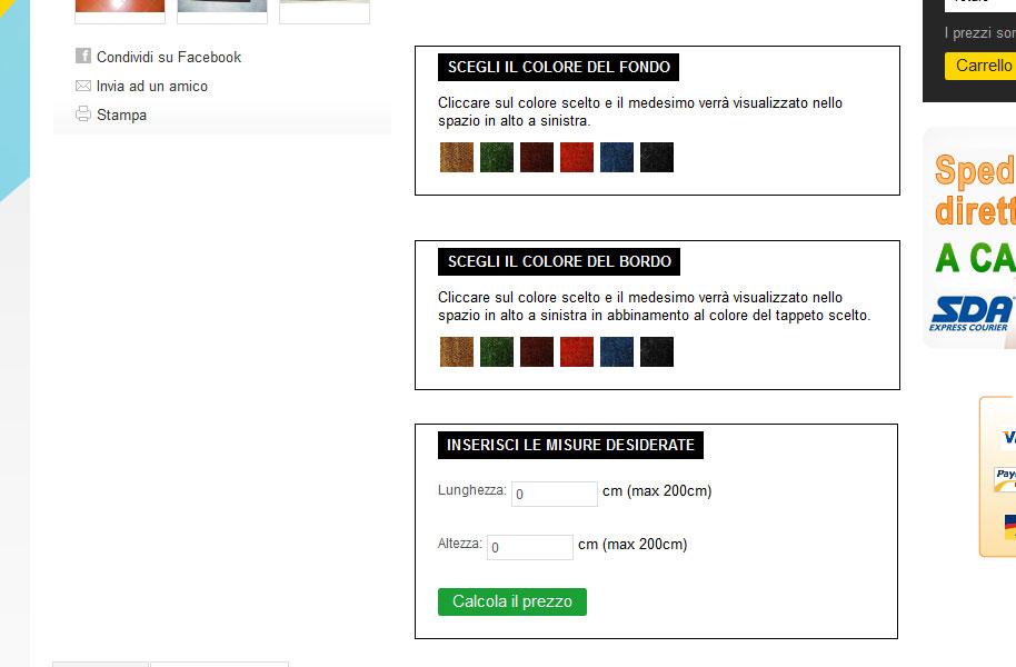 Zerbini su misura - Web Agency Caserta - siti internet ...
